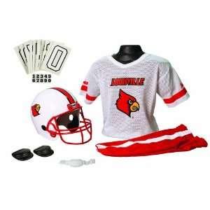 NCAA Louisville Cardinals Deluxe Youth Team Uniform Set
