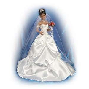 Of Love 20 African American Bride Doll by Ashton Drake Toys & Games
