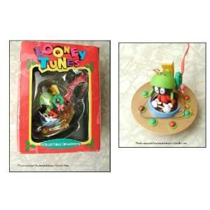 Looney Tunes Marvin The Martian Christmas Ornament