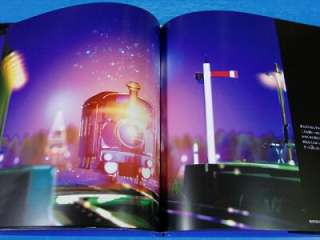 Kagaya Yutaka Art book Fantasy Railroad in the Stars