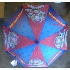 Disney Pixar Toy Story Buzz Lightyears Space Ranger Toddler Umbrella
