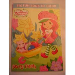 Strawberry Shortcake Berry Fresh Coloring & Activity Book