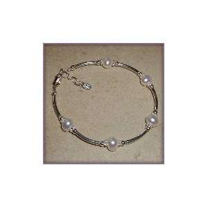 Sterling Silver LDS Missionary Mom Bracelet: Jewelry