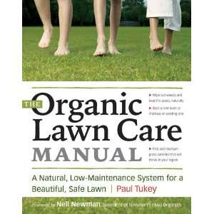 Organic Lawn Care Manual   Comprehensive Volume of Natural Lawncare