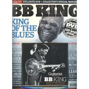 BB King Magazine # 1 (Guitarist Presents, Volume 1 # 1