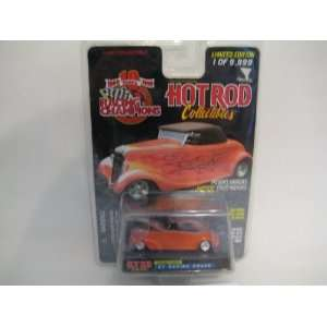 Racing Champion Hot Rod 37 Rapide Coupe Issue #169