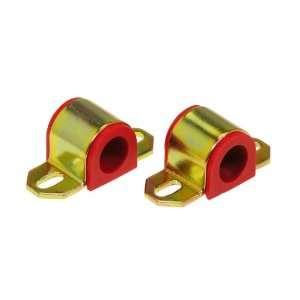 19 1135 Red 1 1/16 Universal Sway Bar Bushing fits B Style Bracket