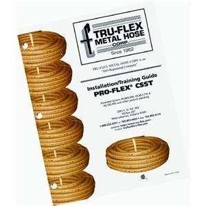 Tru flex Metal Hose Corp. Installation Manual