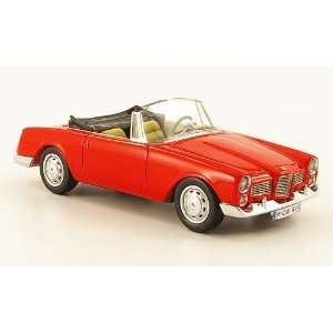 Vega Facellia F2 Convertible, 1961, Model Car, Ready made, Neo Scale