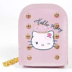 Hello Kitty Digital Camera Case Bag Pouch Pink