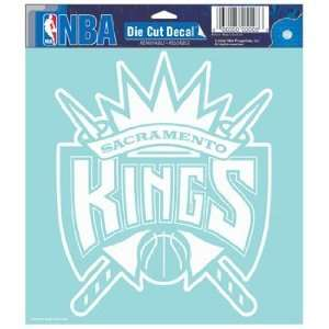 NBA Sacramento Kings 8 X 8 Die Cut Decal *SALE* Sports