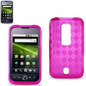 for Huawei Ascend M860 Cricket   HOT PINK Cell Phones & Accessories