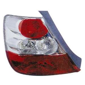 Honda Civic Hatchback 04 05 Tail Light Tail Lamp Passenger