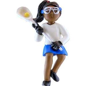 1011 Lacrosse Female Ethnic African American Personalized