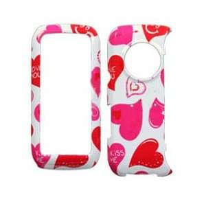 Phone Snap on Protector Faceplate Cover Housing Hard Case   Love Kiss