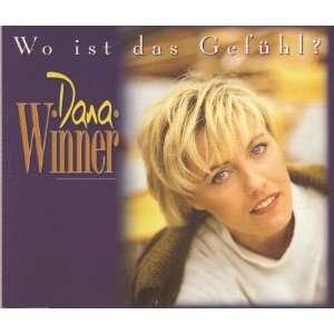 Wo Ist Das Gefuehl Dana Winner Music