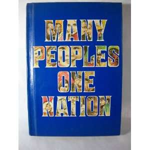 Many peoples, one nation; A text with stories, poems