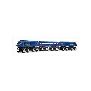 Imaginarium Passenger Train 3 Pack   Blue Toys & Games