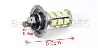5050 SMD Car Fog Light Bulb Lamp 12V White Long lasting Working Lifes