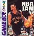NBA Jam 99 (Nintendo Game Boy Color, 1999)