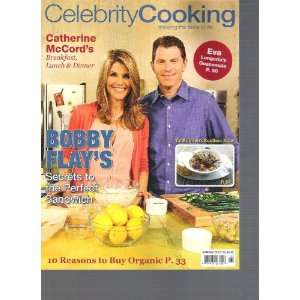 Celebrity Cooking Magazine (Spring 2012): Various: Books