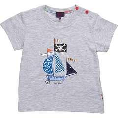 Paul Smith Junior Pirate Ship Tee Shirt (Infant)