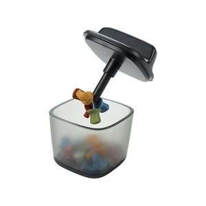 Oxo Good Grips Push Pin Dispenser   Includes 8 Oxo Push