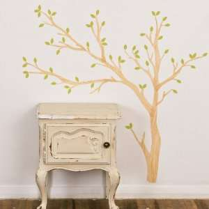 Build a Tree Light Fabric Wall Decals