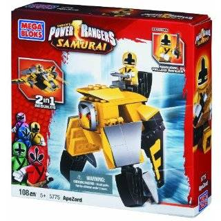 Power Ranger Red Ranger Showdown (Red Ranger vs. Dekker) Toys & Games