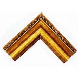 24X36 inch 6031HK Antique Gold Wood Frame Liner Width 3