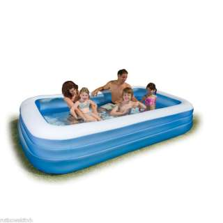 120 x 72 Inch Family Swim Center Inflatable Pool 078257584840