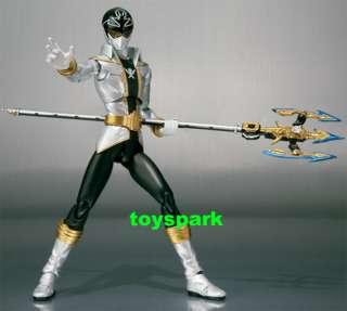 Figuarts Kaizoku Sentai Gokaiger GOKAI SILVER shf action figure