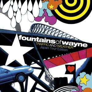 & Weather Japan Tour Edition (Bonus Dvd) Fountains of Wayne Music