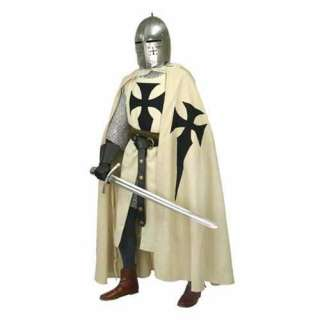 MEDIEVAL Knight Crusader Middle Ages TEUTONIC TUNIC New