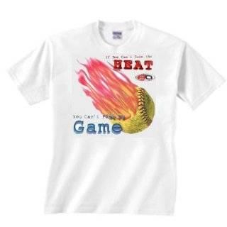 Diamonds are a Girls Best Friend Womens Softball T Shirt