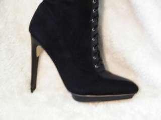 BEBE SHOES sandals heel platform BOOTS HONOR BLACK