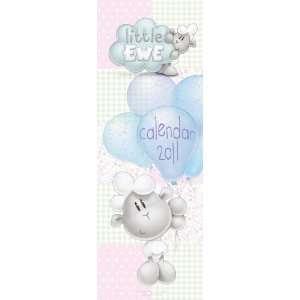 Official Little Ewe 2011 Slim Calendar (9781847706881