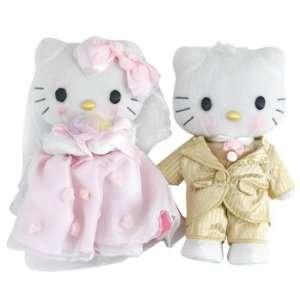 Hello Kitty Wedding Dolls Toys & Games
