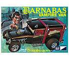 MPC 1/25 Dark Shadows Vampire Van w/ Creepy Coffin Trailer Plastic