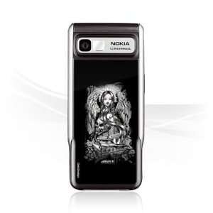 Design Skins for Nokia 3230   Joker   Lost Angel Design