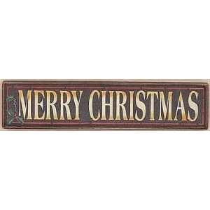 Merry Christmas (Black)