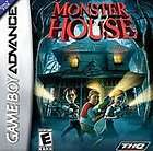 Monster House (Nintendo Game Boy Advance, 2006) new sealed FREE