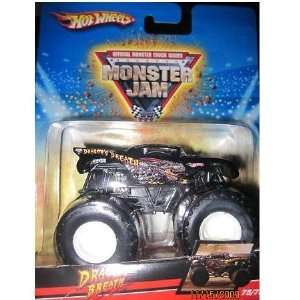 Hot Wheels 2009 Monster Jam Dragon´s Breath # 75/75, 1:64