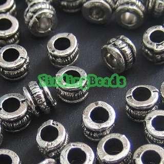 400pcs Tibetan silver Spacer Beads TS2080