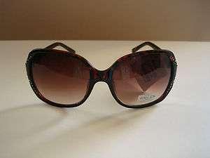 New Oscar de la Renta Women Sunglasses Brown /Black