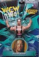 WCW PRO WRESTLING ACTION FIGURE KEVIN NASH