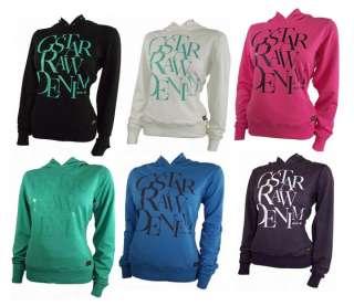 Ladies G STAR RAW Dora Hoody Sweater