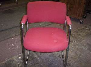 Office/Reception/Waiting room chair metal frame