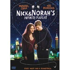 Nick and Norahs Infinite Playlist Poster Movie Style B