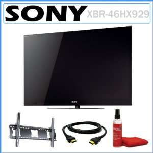 Sony BRAVIA XBR 46HX929 46 Inch 1080p 3D Local Dimming LED